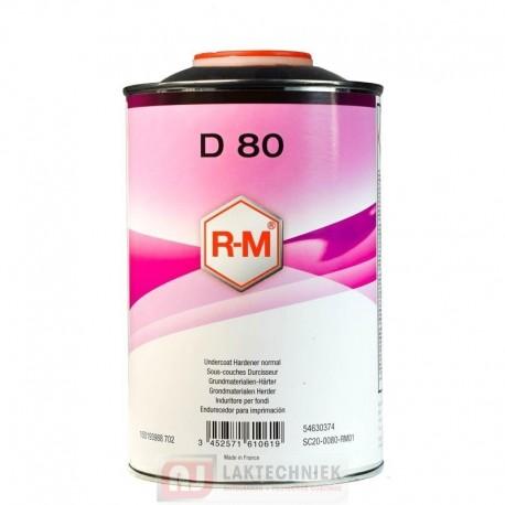 RR-M D80 Verharder