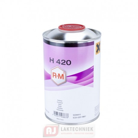 R-M H420 Verharder