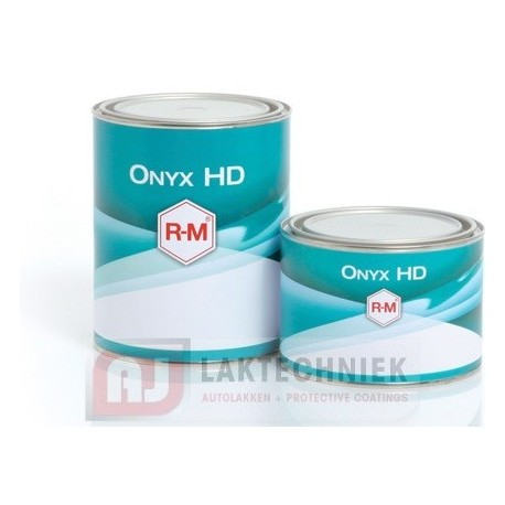 R-M Onyx HD HB 150 Medium lenticular aluminium 0,5Ltr
