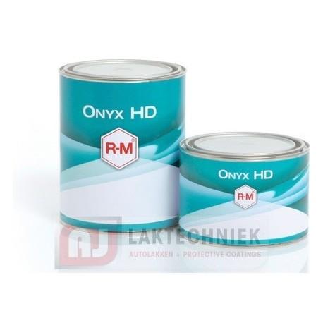 R-M Onyx HD HB 176 Medium glans aluminium 0,5Ltr
