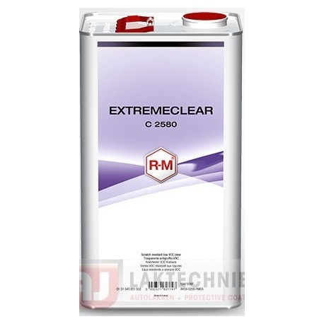 R-M Extremeclear C 2580 Blanke Lak