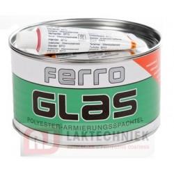 Ferro 124.420 Glas Polyester-Armierungsspachtel 2150gr incl. BPO-Pasta