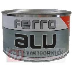 Ferro 124.256 ALU Polyester AluminiumSpachtel 2250gr Incl. BPO-Pasta